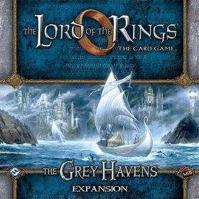 THE LORD OF THE RINGS - THE GREY HAVENS -  Expansion