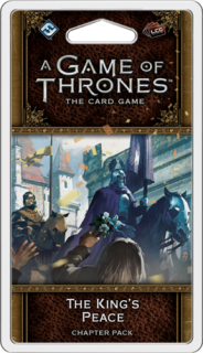 A GAME OF THRONES - The  King`s Peace - Chapter Pack 3