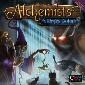 alchemists kings golem