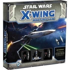 STAR WARS: X-WING Miniatures Game - The Force Awakens Core Set