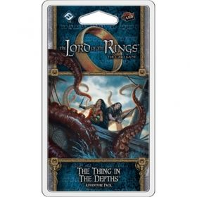 THE LORD OF THE RINGS - The Thing in the Depths - Adventure Pack 2, Cycle 6