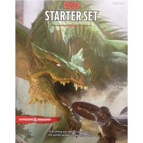 DUNGEONS & DRAGONS 5TH EDITION: STARTER SET