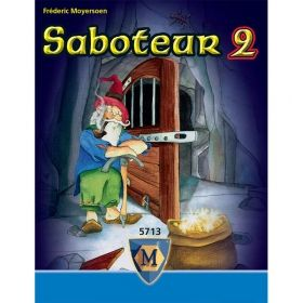 SABOTEUR 2 (ENGLISH EDITION)