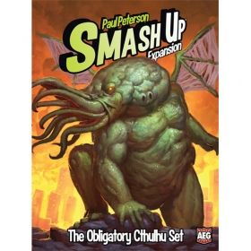SMASH UP: THE OBLIGATORY CTHULHU SET