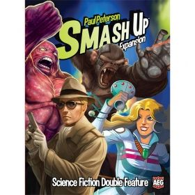 SMASH UP: SCIENCE FICTION DOUBLE FEATURE