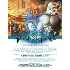 TITANSGRAVE: ASHES OF VALKANA