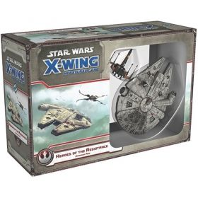STAR WARS: X-WING Miniatures Game - Heroes of the Resistance Expansion