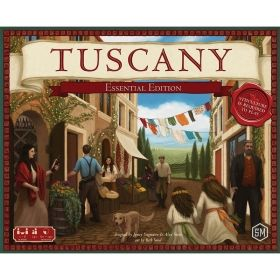 TUSCANY ESSENTIAL EDITION (VITICULTURE EXPANSION)