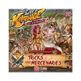 KHARNAGE: TRICKS & MERCENARIES ARMY