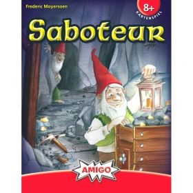 SABOTEUR (GERMAN EDITION)