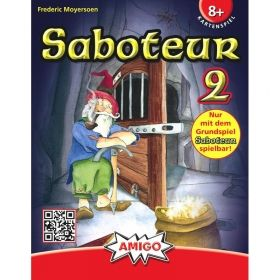 SABOTEUR 2 (GERMAN EDITION)
