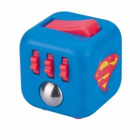 FIDGET CUBE (SUPERMAN)