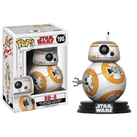 FUNKO POP! STAR WARS: BB-8 BOBBLEHEAD