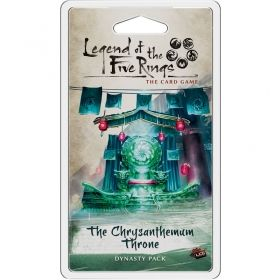 LEGEND OF THE FIVE RINGS - The Chrysanthemum Throne - Dynasty Pack 4, Cycle 1