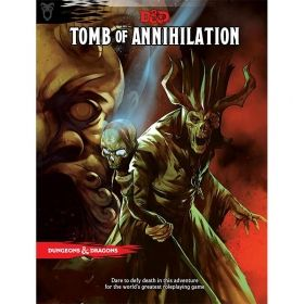 DUNGEONS & DRAGONS 5TH EDITION: TOMB OF ANNIHILATION