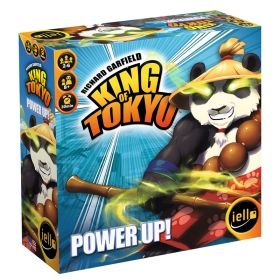 KING OF TOKYO: POWER UP! (2ND EDITION)