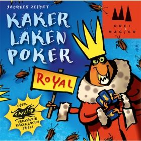 COCKROACH POKER ROYAL (KAKERLAKEN POKER ROYAL)