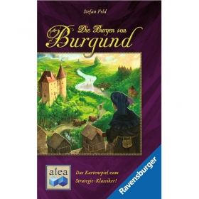 THE CASTLES OF BURGUNDY: THE CARD GAME (DIE BURGEN VON BURGUND: DAS KARTENSPIEL)