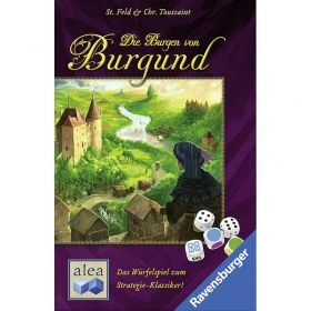 THE CASTLES OF BURGUNDY: THE DICE GAME (DIE BURGEN VON BURGUND: DAS WURFELSPIEL)