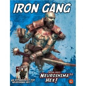 NEUROSHIMA HEX! IRON GANG