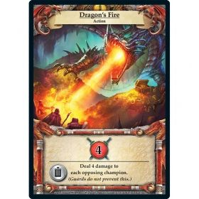 HERO REALMS: BOSS DECK - THE DRAGON