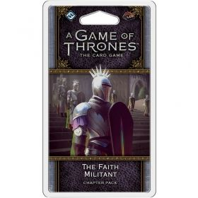 A GAME OF THRONES - The Faith Militant - Chapter Pack 5, Cycle 4