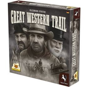 GREAT WESTERN TRAIL (НЕМСКО ИЗДАНИЕ)