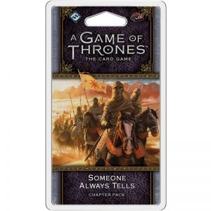 A GAME OF THRONES - Someone Always Tells - Chapter Pack 6, Cycle 4