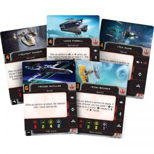 STAR WARS: X-WING (2nd Edition) - Rebel Alliance Conversion Kit