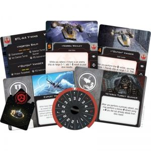 STAR WARS: X-WING (2nd Edition) - BTL-A4 Y-Wing Expansion
