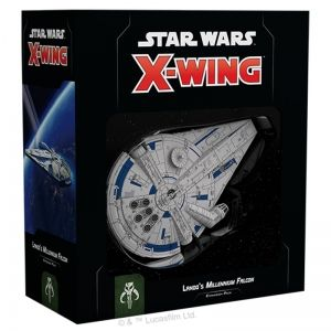 STAR WARS: X-WING (2nd Edition) - Lando's Millennium Falcon Expansion