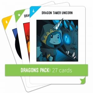 UNSTABLE UNICORNS: DRAGONS PACK