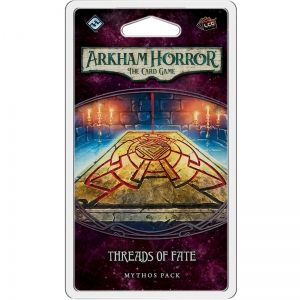 ARKHAM HORROR: THE CARD GAME - Threads of Fate Mythos Pack 1, Cycle 3