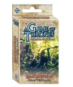 A GAME OF THRONES -  Epic Battles (40) - Chapter Pack 4