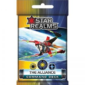 STAR REALMS: COMMAND DECK - THE ALLIANCE