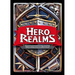 HERO REALMS: DOUBLE MATTE ART SLEEVES - ПРОТЕКТОРИ ЗА КАРТИ